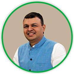 CA Alokesh Roy – President, Bengali Cultural Society Association